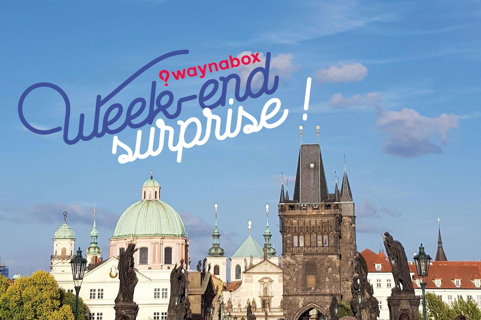 partir en week end surprise en europe pour 200 avec waynabox happy city. Black Bedroom Furniture Sets. Home Design Ideas